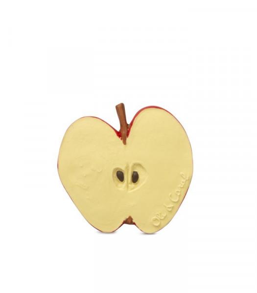 "Oli&Carol - Zahnungshilfe Fruits&Veggies ""Pepita the Apple"""