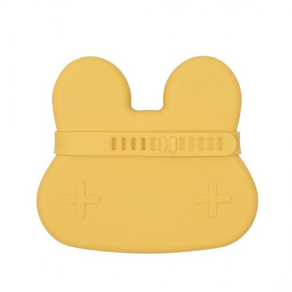 We Might Be Tiny - Brotdose - Bunny Snackie / yellow
