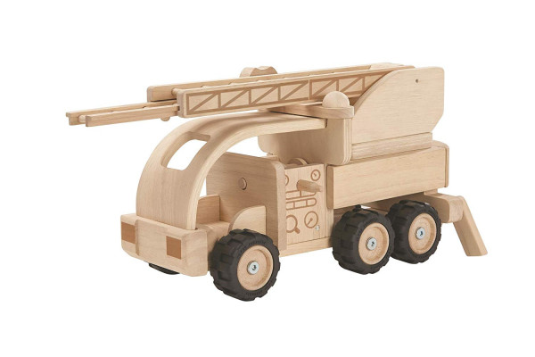 Plan Toys - Feuerwehrauto Special Edition