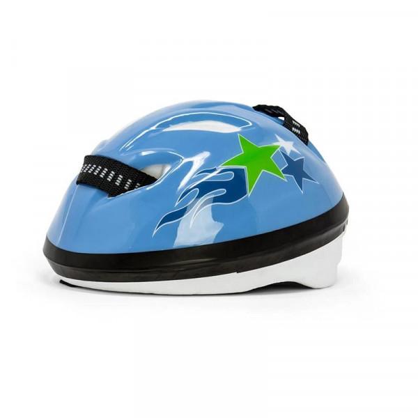Mini Mommy - Helm für Puppen blau