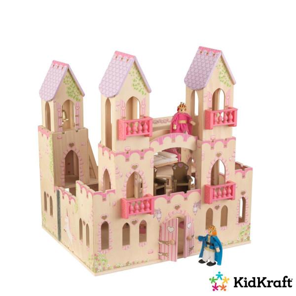 Kidkraft - Prinzessinnenschloß Puppenhaus