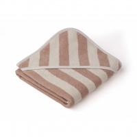 Liewood - Alba Baby Handtuch rose/sandy
