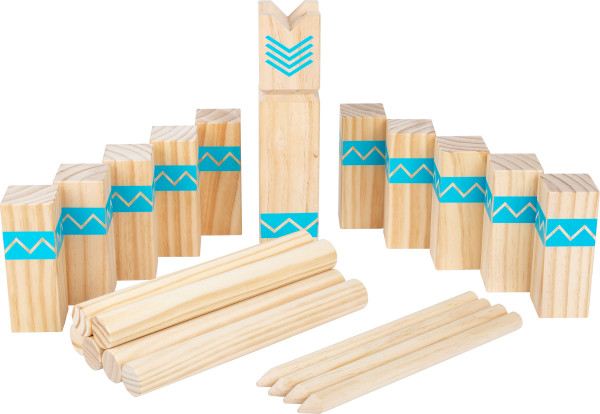 "small foot company - Wikingerspiel Kubb ""Active"""