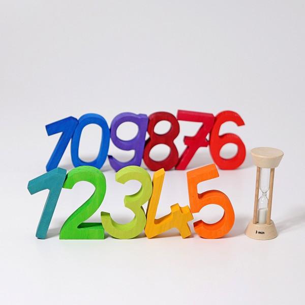 GRIMM'S - Bauset Zahlen