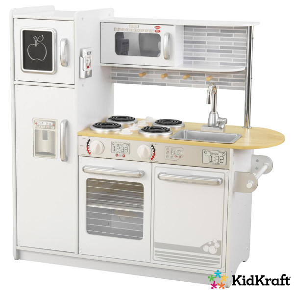 Kidkraft - Uptown White Kitchen