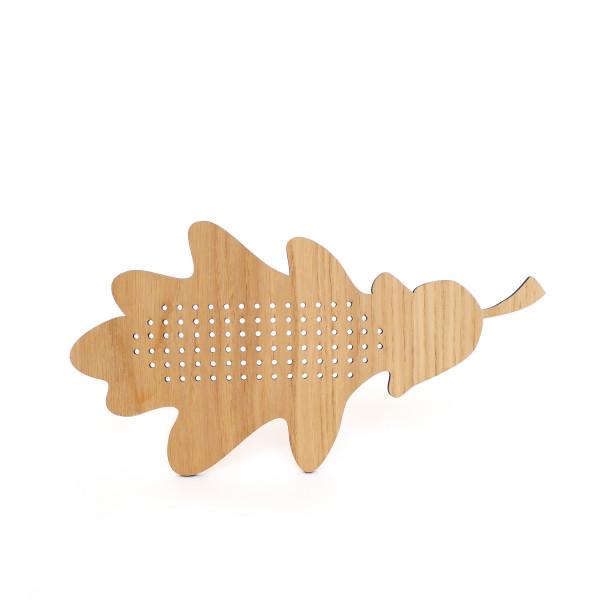 Ted & Tone - Stickerei-Set 'Embroidery Leaf'