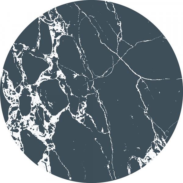 Everleigh & Me - Splat-Mat Dark Marble