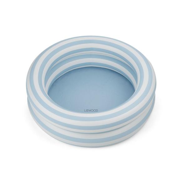 Liewood - Leonore Pool sea blue / creme de la creme