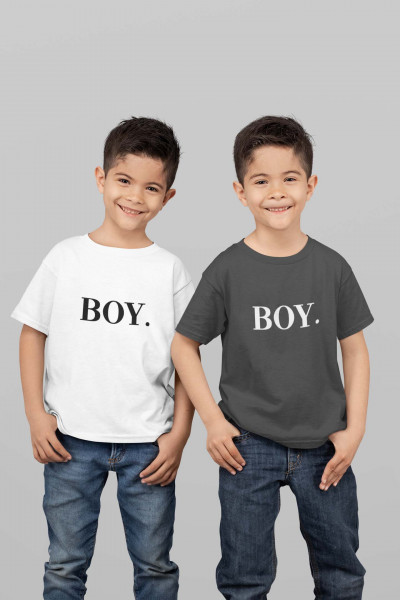 Proud to be a Mom - Kinder T-Shirt BOY