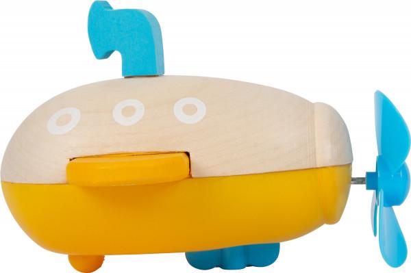 small foot company - Wasserspielzeug Aufzieh-U-Boot