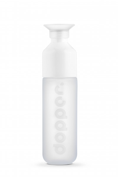 Dopper Trinkflasche Original Pure White