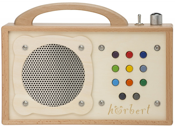 Hörbert - MP3-Player für Kinder