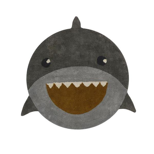 "Tapis Petit - Teppich ""Shark"""
