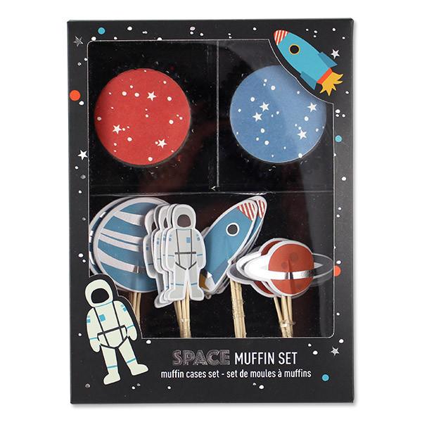 ava&yves - Cupcake-Set Space