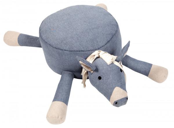 Nattiot - Sitzkissen Hugo Pferd