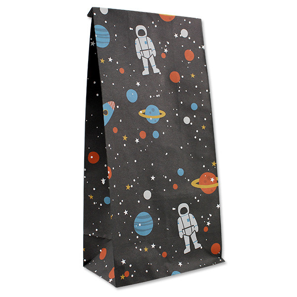 ava&yves - Papiergeschenktüte Space