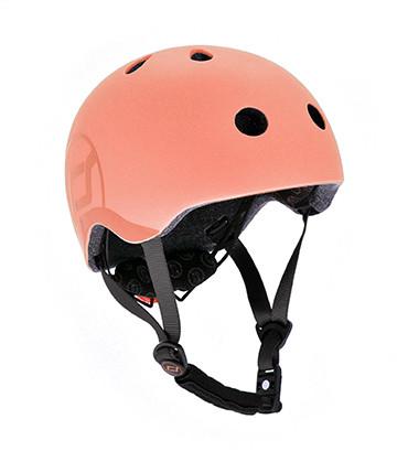 Scoot & Ride - Helm S-M peach