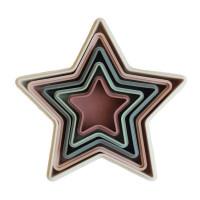 mushie - Nesting Star Spielzeug