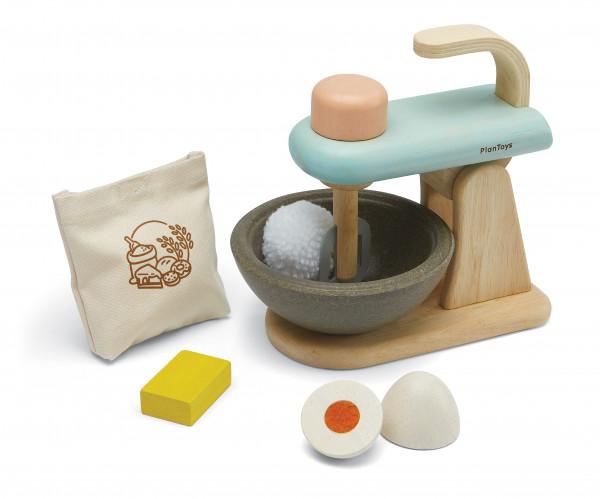 Plan Toys - Küchenmaschinen Set