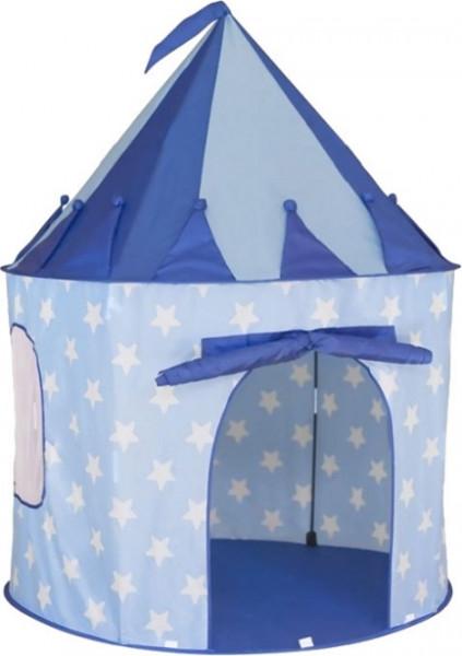 Kids Concept - Spielzelt Stern blau
