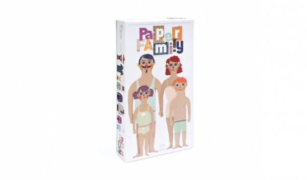"""Londji - Spiel """"Paper Family"""""""