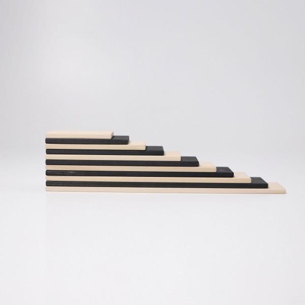 GRIMM'S - Bauplatten monochrom