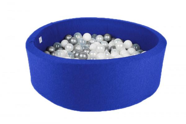 MiniBe - Bällebad classic blue in verschiedenen Ausführungen