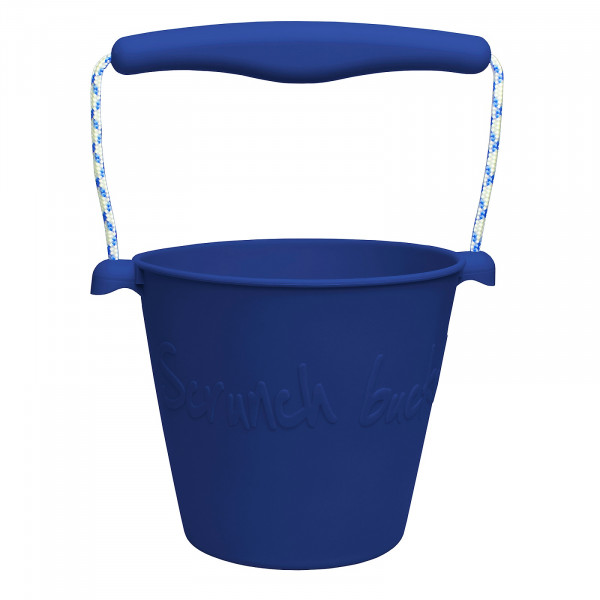 SCRUNCH - Bucket Eimer midnight blue