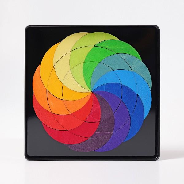 GRIMM'S - Magnetspiel Regenbogenrad