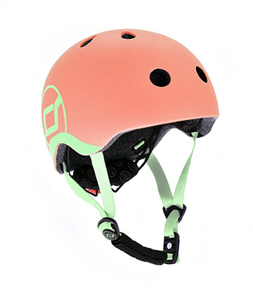 Scoot & Ride - Helm XXS-S peach