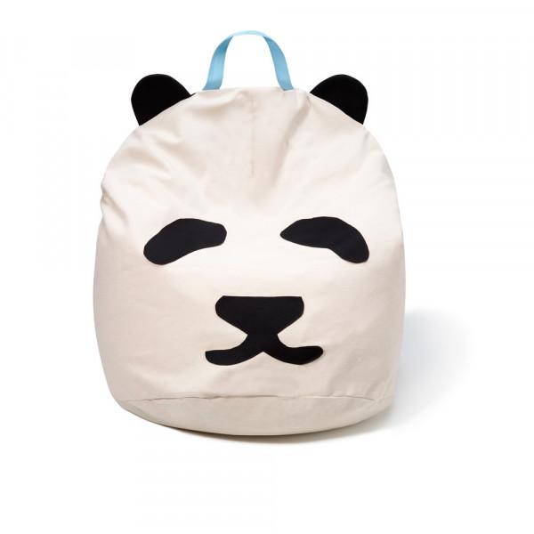BiNi - Sitzsack Panda Gesicht