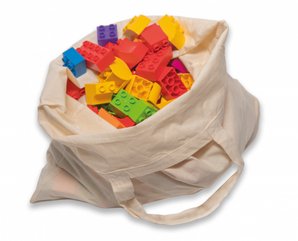 BiOBUDDi - Spezial Set 240 Teile in Baumwolltasche