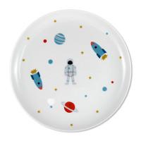 ava&yves - Porzellanteller Space