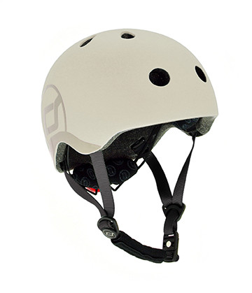 Scoot & Ride - Helm S-M ash