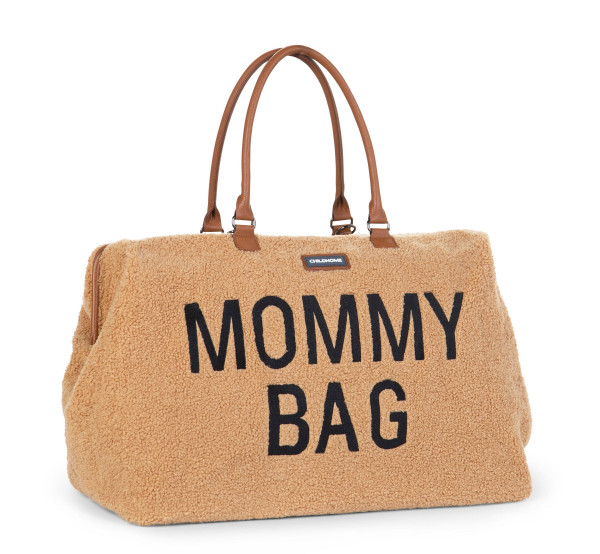 Childhome - Wickeltasche Mommy Bag Teddy