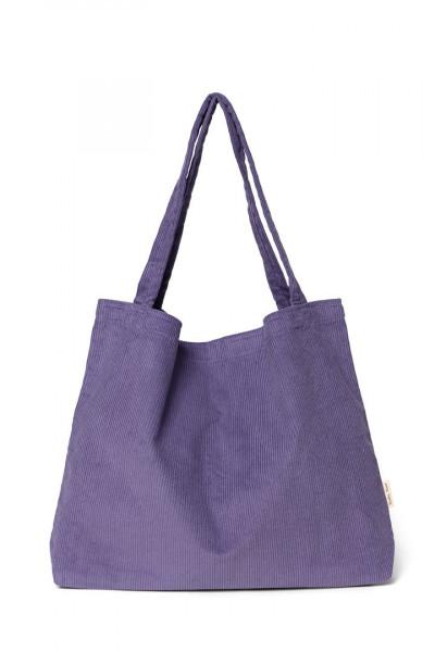 "Studio Noos - Tasche ""Mom Bag"" purple rain"