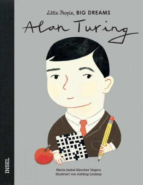 Little People - Alan Turing
