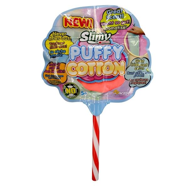 SLIMY - Puffy Cotton Lollipop