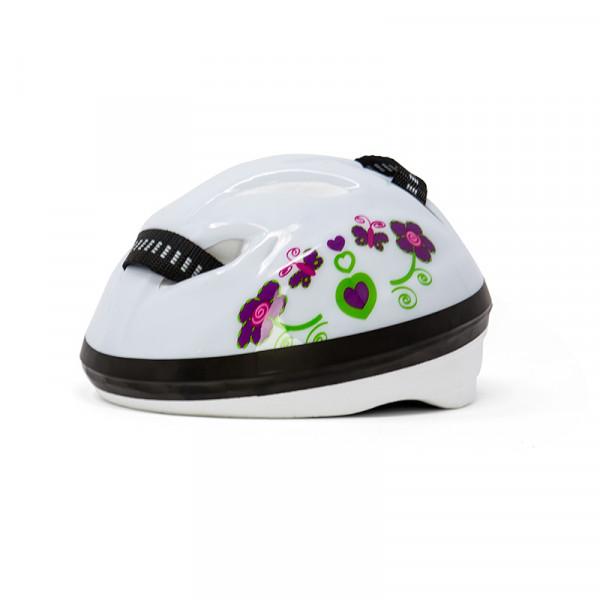 Mini Mommy - Helm für Puppen weiß