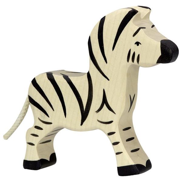 """Holztiger - Zebra """"klein"""""""