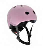 Scoot & Ride - Helm S-M rose
