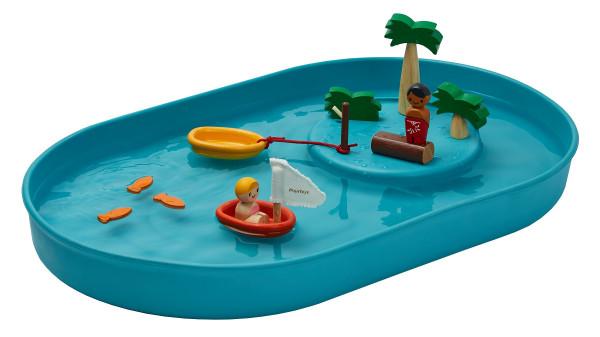 Plan Toys - Wasserspiel-Set