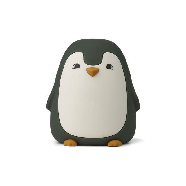 Liewood - Nachtlicht Penguin green