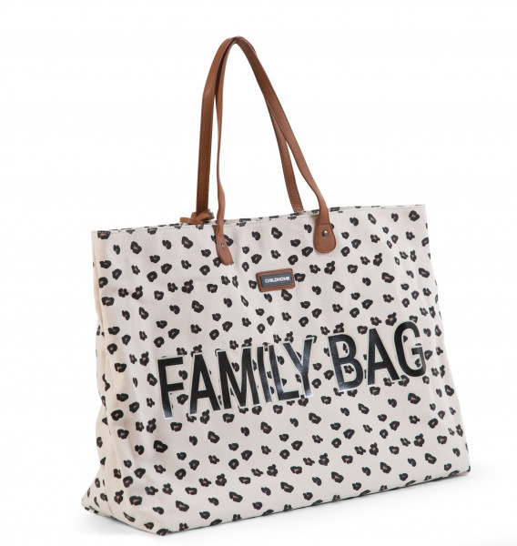 Childhome - Tasche Family Bag leopard