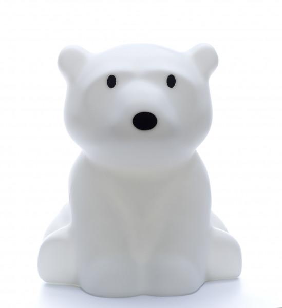 Mr. Maria - Nanuk Eisbär Tischleuchte