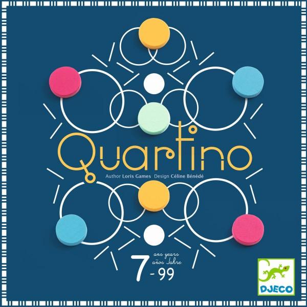 Djeco - Spiel Quartino