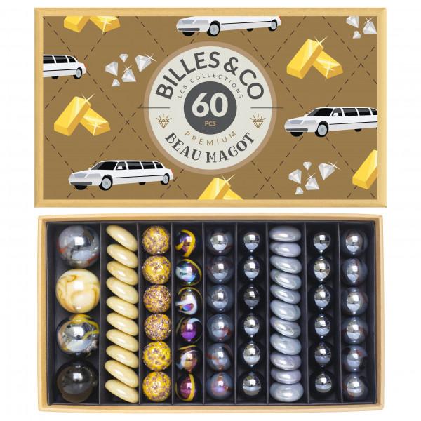 Billes & Co - Murmelbox maxi Deluxe
