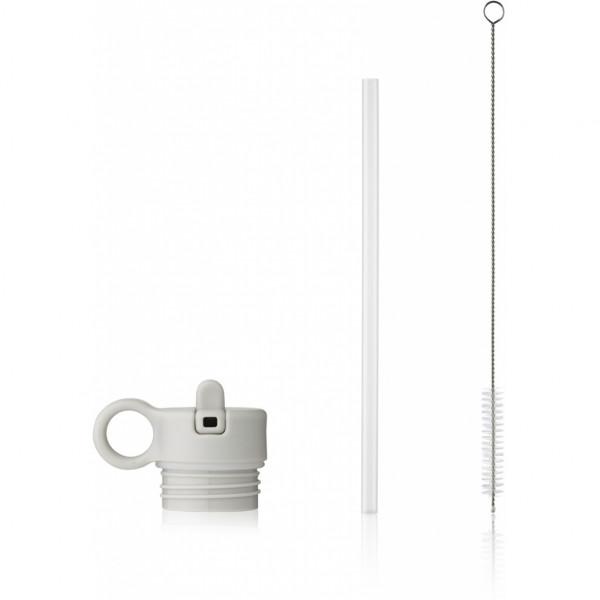 Liewood - Extra Deckel für Trinkflasche Neo light grey