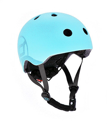 Scoot & Ride - Helm S-M blueberry