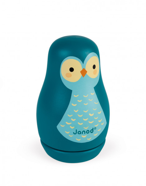 Janod - Spieluhr Eule
